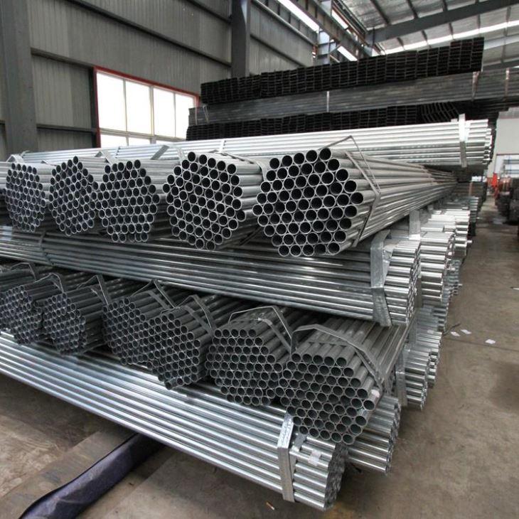 china trade assurance galvanized pipe201709200957044926508 - انواع لوله های موجود در بازار و قیمت آنها