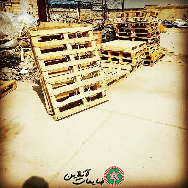 اولین تولیدی پالت چوبی در شیراز خرید بدون واسطه