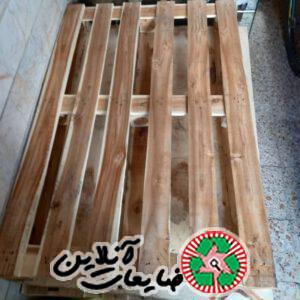 خریدارانواع پالت ،جعبه چوبی،۳لایی،ام دی اف،تخته روسی