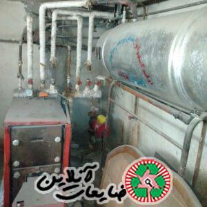 خرید ضایعات آهن و خریدار آلومینیوم و مس در کل تهران