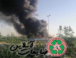 39d0bad03f430cfc1e2a13cbfe46735f 260x200 - منشا دود غلیظ در غرب تهران مشخص شد