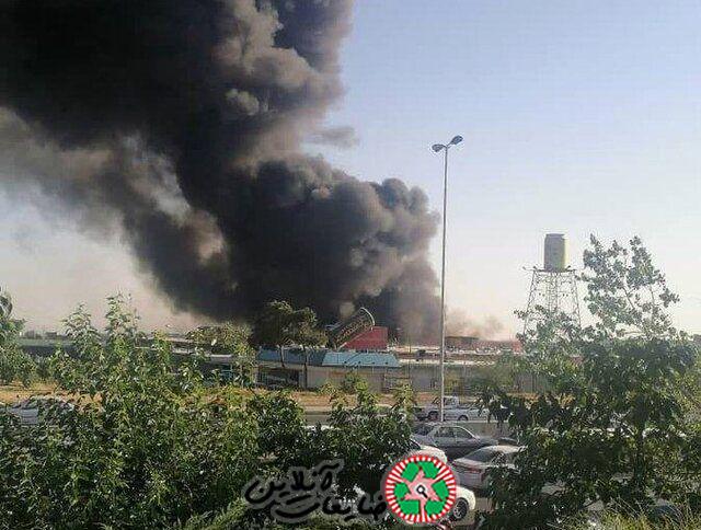 39d0bad03f430cfc1e2a13cbfe46735f - منشا دود غلیظ در غرب تهران مشخص شد